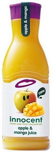Apple and Mango Juice Innocent