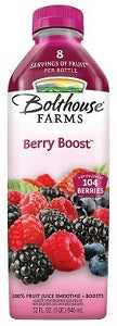Berry Boosts Smoothie Bolthouse Farms