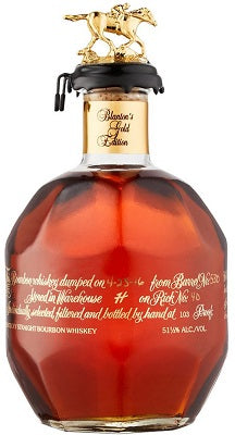 Blanton Gold Edition 51.50% Bourbon Whiskey Kentucky USA