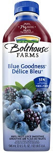 Blue Blackberries Smoothie Bolthouse Farms 946ml