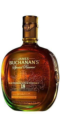 Buchanan's 18 Year Old Scotch Whisky - Scotland