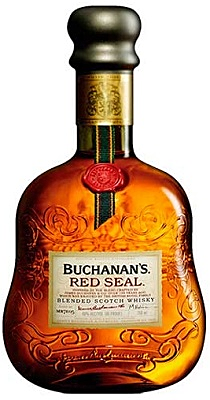 Buchanan's Red Seal Scotch Whisky - Scotland