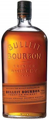 Bulleit Bourbon Frontier Bourbon Whiskey Kentucky USA