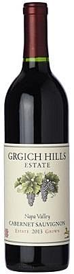 2016 Cabernet Sauvignon Grgich-Hills Napa Valley California Red
