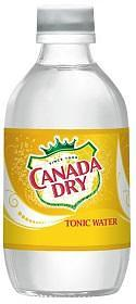 Canada Dry - Tonic Water Bottle