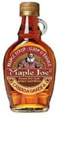 Canadian Maple Joe Syrup