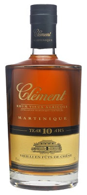 Clement Rhum Vieux 10 Years Old Martinique