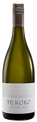 2013 Sauvignon Blanc Te Koko Cloudy Bay Marlborough New Zealand White