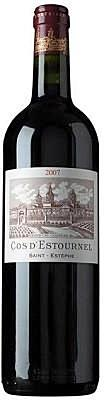 2007 Cos d'Estournel Saint Estèphe - Bordeaux Red