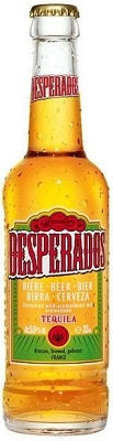 Desperados Tequila Beer Mexico