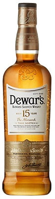 Dewar's 15 Yrs Old  Scotch Whisky Scotland