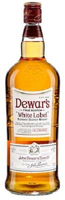 Dewar's White Label Scotch Whisky - Scotland