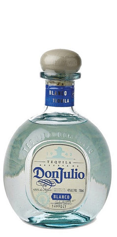 Don Julio Blanco Tequila Mexico