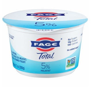 Fage Plain Greek Yogurt  5%