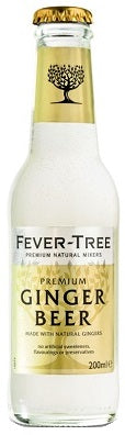 Fever-Tree Ginger Beer England