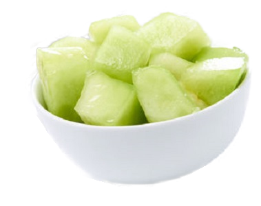 Fresh Cut Sliced Honeydew