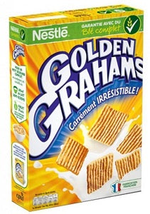 Golden Grahams Nestle