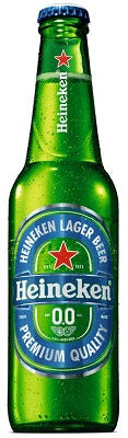 Heineken Non-Alcoholic 0.0 Beer Holland