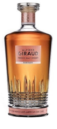 Heritage Alfred Giraud French Malt Whisky