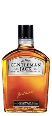 Jack Daniel's Gentleman Jack Bourbon Whiskey Tennessee USA