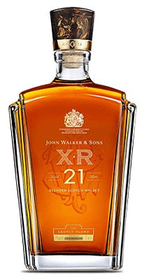 Johnnie Walker & Sons XR 21 Year Old Single Scotch Whiskey Scotland