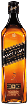 Johnnie Walker Black Label 12 years Scotch Whiskey - Scotland
