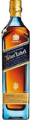 Johnnie Walker Blue Label 21 Year Old Blended Scotch Whisky - Scotland