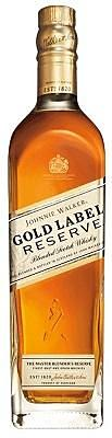 Johnnie Walker Gold Reserve Scotch Whiskey - Scotland