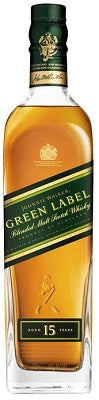 Johnnie Walker Green Label 15 yrs Single Scotch Whiskey - Scotland