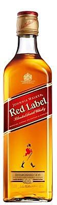 Johnnie Walker Red Label Scotch Whisky Scotland