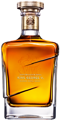 Johnnie Walker & Sons King Georges V Blended Scotch Whisky - Scotland