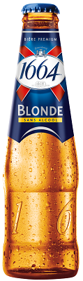 Kronenbourg Blonde 1664 Non-Alcoholic France