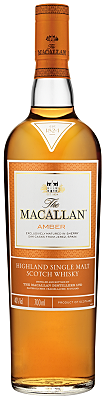 Macallan 1824 Amber Single Malt Scotch Whisky - Scotland