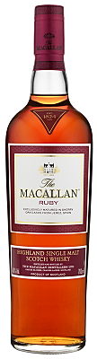 Macallan 1824 Ruby Single Malt Scotch Whisky - Scotland