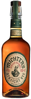 Michter's Us1 Single Barrel Rye Whiskey Kentucky USA