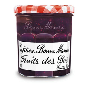 Mixed Berries Jam Bonne Maman