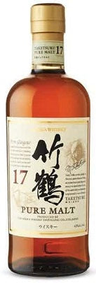 Nikka Taketsuru 17 years old Japanese Whisky