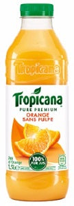 Orange Juice No-Pulp Tropicana Florida