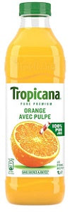 Orange Juice Some-Pulp Tropicana Florida