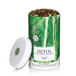 Organic Brazilian Detox Tea in Bulk Box