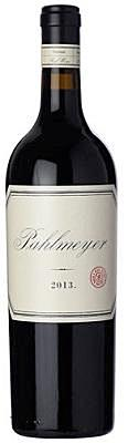 2013 Pahlmeyer Merlot Napa Valley California Red