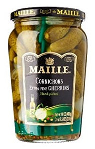 Pickles Maille Extra Fine