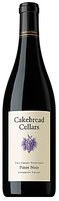 2013 Pinot Noir Two Creek Cakebread Anderson Valley California Red