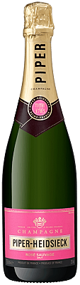 Piper Heidsieck Rosé Sauvage Champagne