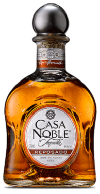 Reposado Tequila Casa Noble Mexico
