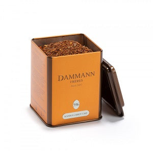 Rooibos Carrot Cake Tea in Bulk Box Dammann