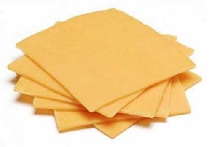 Sliced Cheddar Cheese