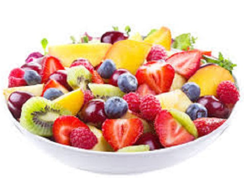 Fresh Fruits Arrival Bowl For Sunny St Barths