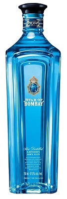 Star of Bombay Dry Gin London