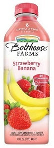 Strawberry Banana Smoothie Bolthouse Farms 946ml